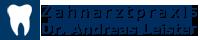 Zahnarztpraxis Leister Logo